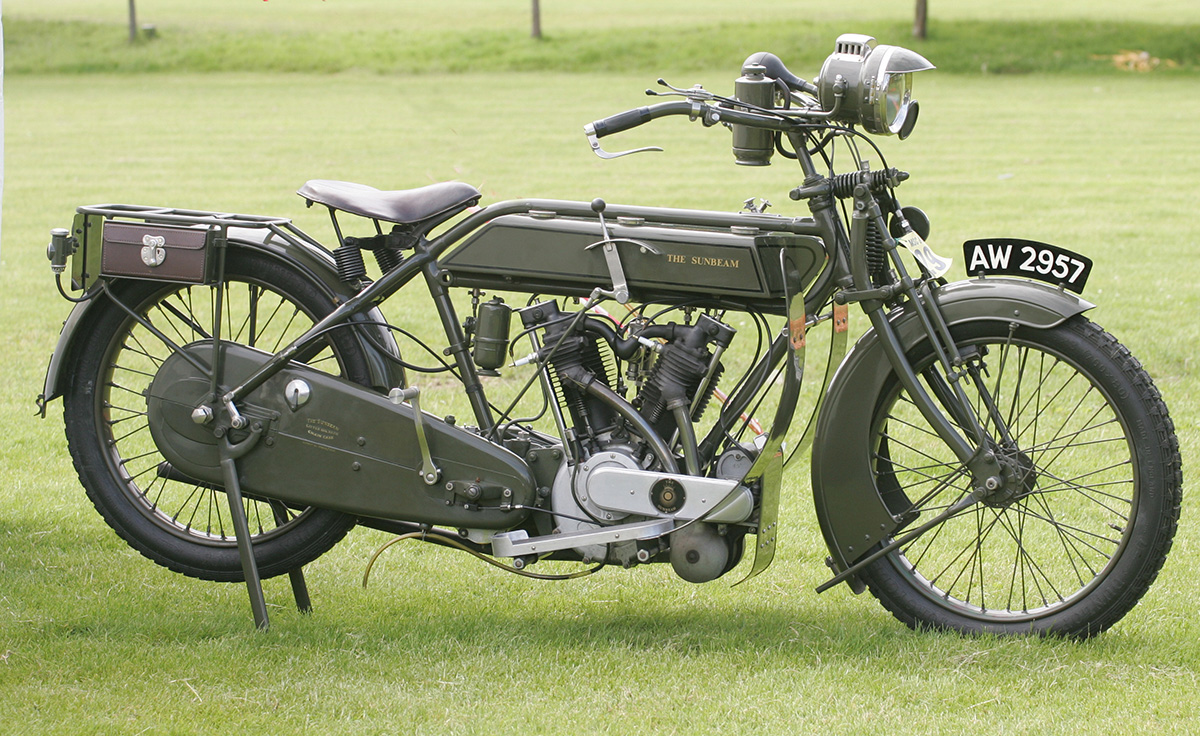 Restored Vtwin