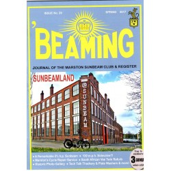 Beaming Magazine Issue 29 Spring 2017
