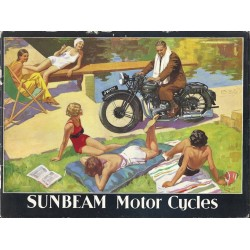 1935 Sunbeam Catalogue