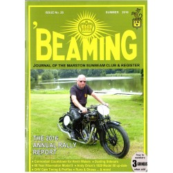 Beaming Magazine Issue 25 Spring 2016