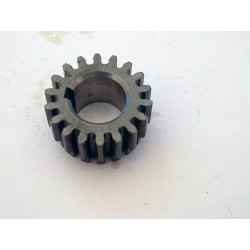 Half Time pinion for straight timing shaft for  1929  models 5,6,8,9,80,90 (part number 4497) and Lion/9/9A/90 for  1932/5.