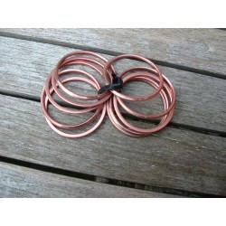 Valve cap copper sealing  washer