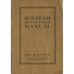 1923 Sunbeam Manual - all...