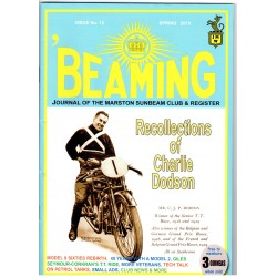 Beaming Magazine Issue 13 Spring 2013
