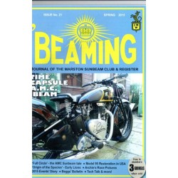 Beaming Magazine Issue 21 Spring 2015