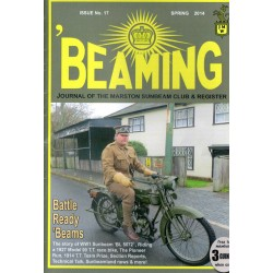 Beaming Magazine Issue 17 Spring 2014